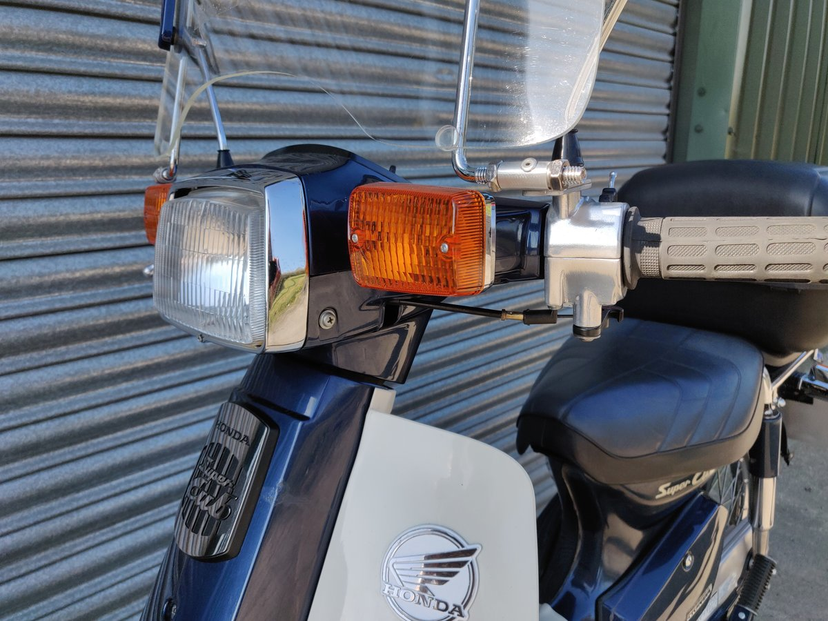 2004 JDM Honda Super Cub C90 Custom SOLD (picture 14 of 14)