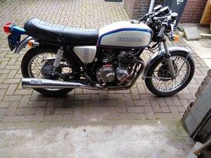 1979 Honda CB400 four
