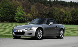 S2000 Stunning, rust free and well maintained