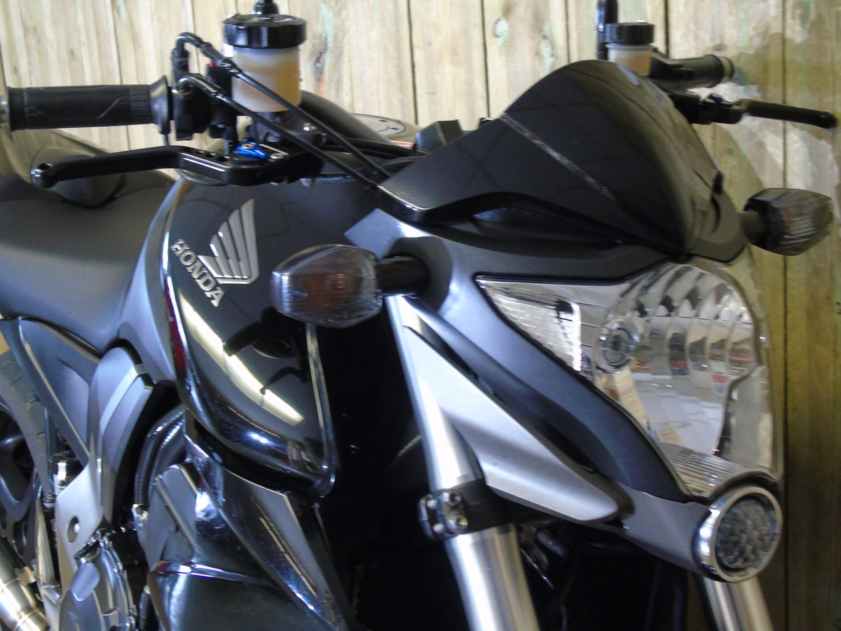 Honda CB 1000R 2012 Service History, £££'s Of Extras For Sale (picture 6 of 6)