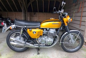 1970 Honda CB750 K0 For Sale by Auction