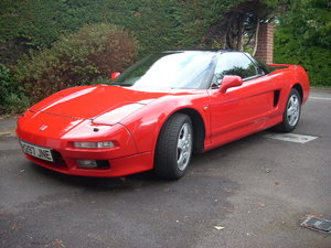 1991 NSX number 146 REDUCED £38500