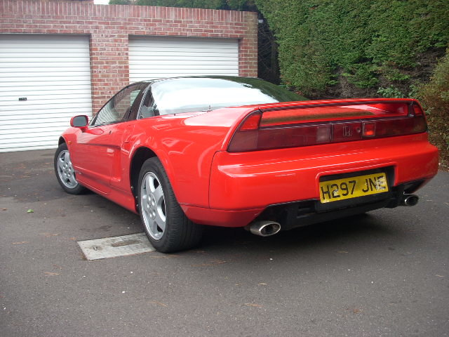 1991 NSX number 146 For Sale (picture 4 of 6)