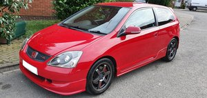 2005 Honda civic type r premier edition**lovely example
