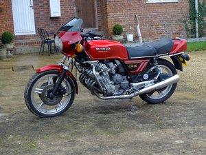 1979 Honda CBX1000Z