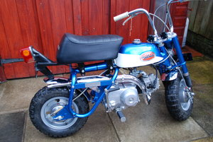 1971 Honda Mini Trail Z50 A. In excellent condition