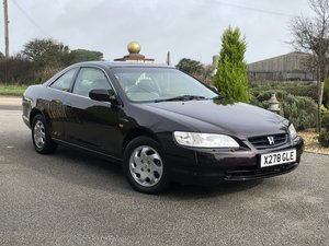 2000 **HONDA ACCORD COUPE 2.0 ES 1 FORMER KEEPER 45,000 MILES!!**