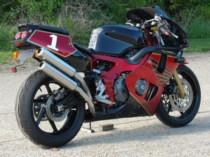 Honda CBR400 NC29 Gullarm