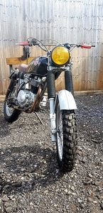 XL250 Rat Rod with Motosport engine
