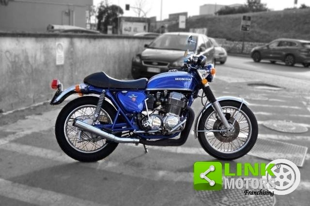 HONDA CB 750 FOUR K2 CONSERVATA 1975 For Sale (picture 1 of 6)