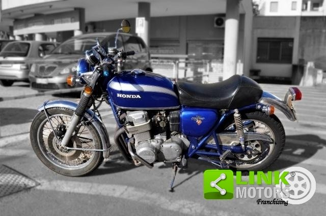 HONDA CB 750 FOUR K2 CONSERVATA 1975 For Sale (picture 2 of 6)