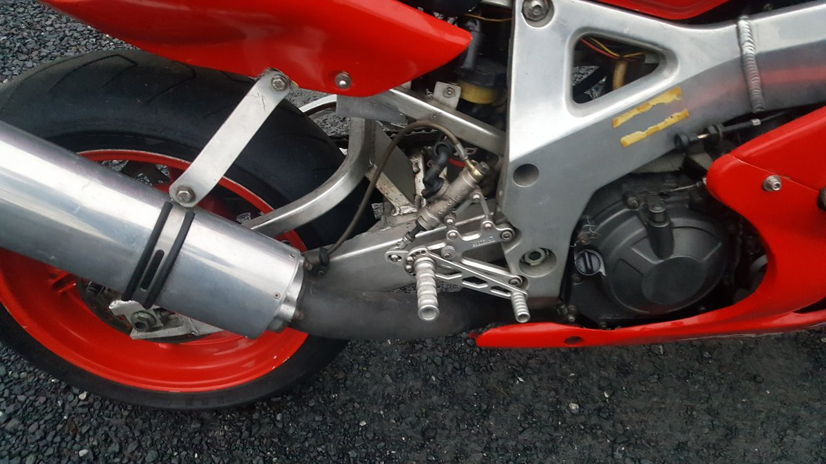 Honda CBR 900 Fireblade RRN Race Bike 1992 For Sale (picture 2 of 5)