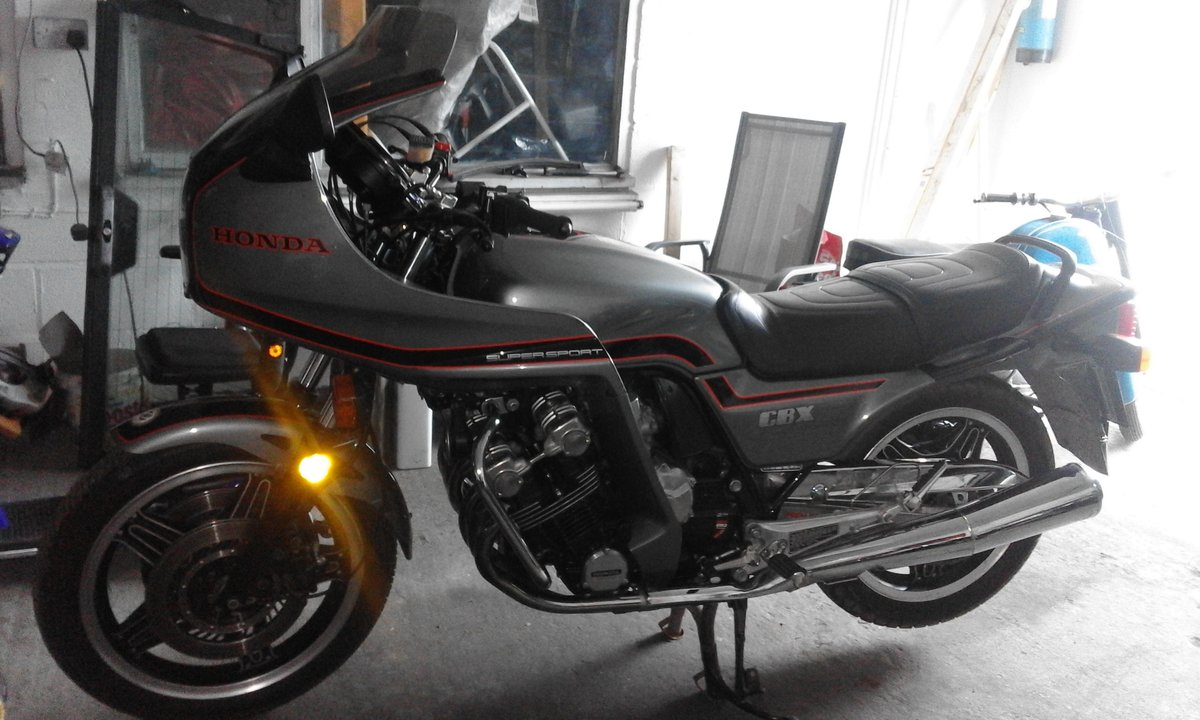1982 HONDA CBX-C 1000 PROLINK For Sale (picture 1 of 6)
