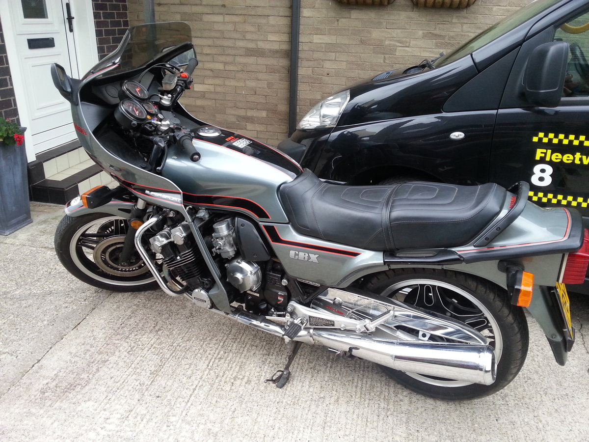 1982 HONDA CBX-C 1000 PROLINK For Sale (picture 2 of 6)