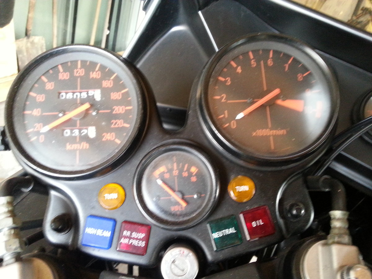 1982 HONDA CBX-C 1000 PROLINK For Sale (picture 4 of 6)