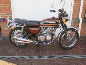 1976 Honda CB550/4 - 06/05/20 SOLD by Auction