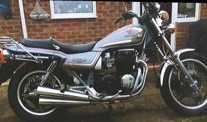 Classic Honda Night Hawk 650cc