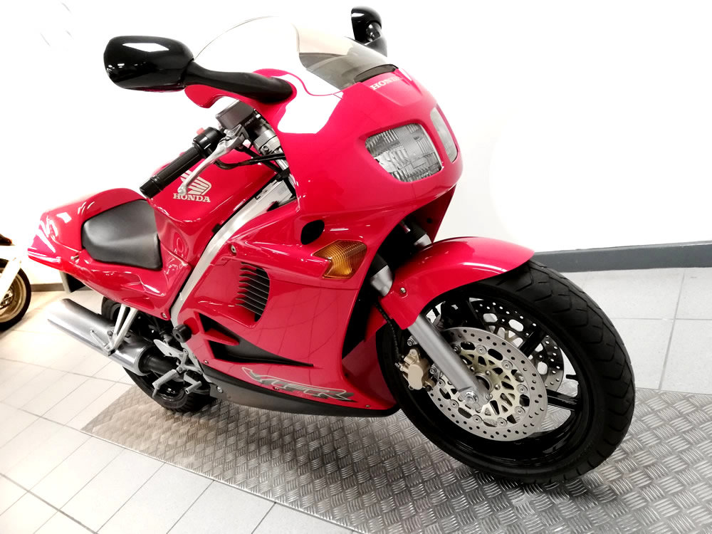 1997 Honda VFR 750F For Sale (picture 2 of 6)