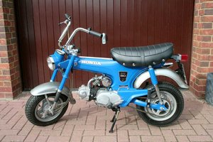 1972 Honda ST50