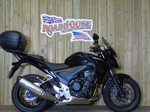 Honda CB 500 FA 2014 Only 5500 Miles One Private Owner