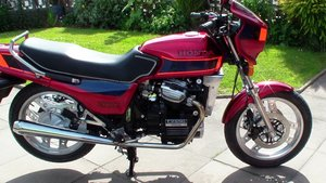 1984 Honda cx650 eurosport fully rebuilt - excellent