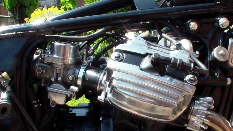 1984 Honda cx650 eurosport fully rebuilt For Sale (picture 3 of 6)