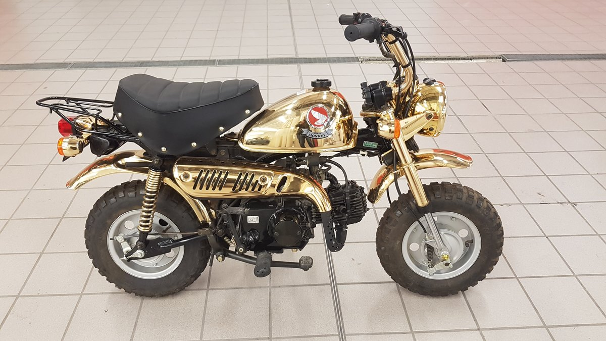 1996 Z50 JV Monkey Gold Edition For Sale (picture 1 of 6)