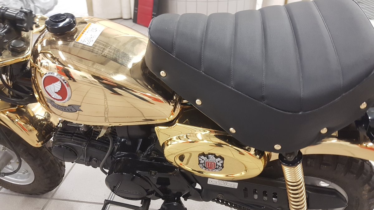 1996 Z50 JV Monkey Gold Edition For Sale (picture 3 of 6)