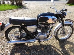 Honda CB450 K0 Black Bomber – Rare UK Reg'd Bike