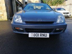1999 Honda prelude 2 ltr petrol auto