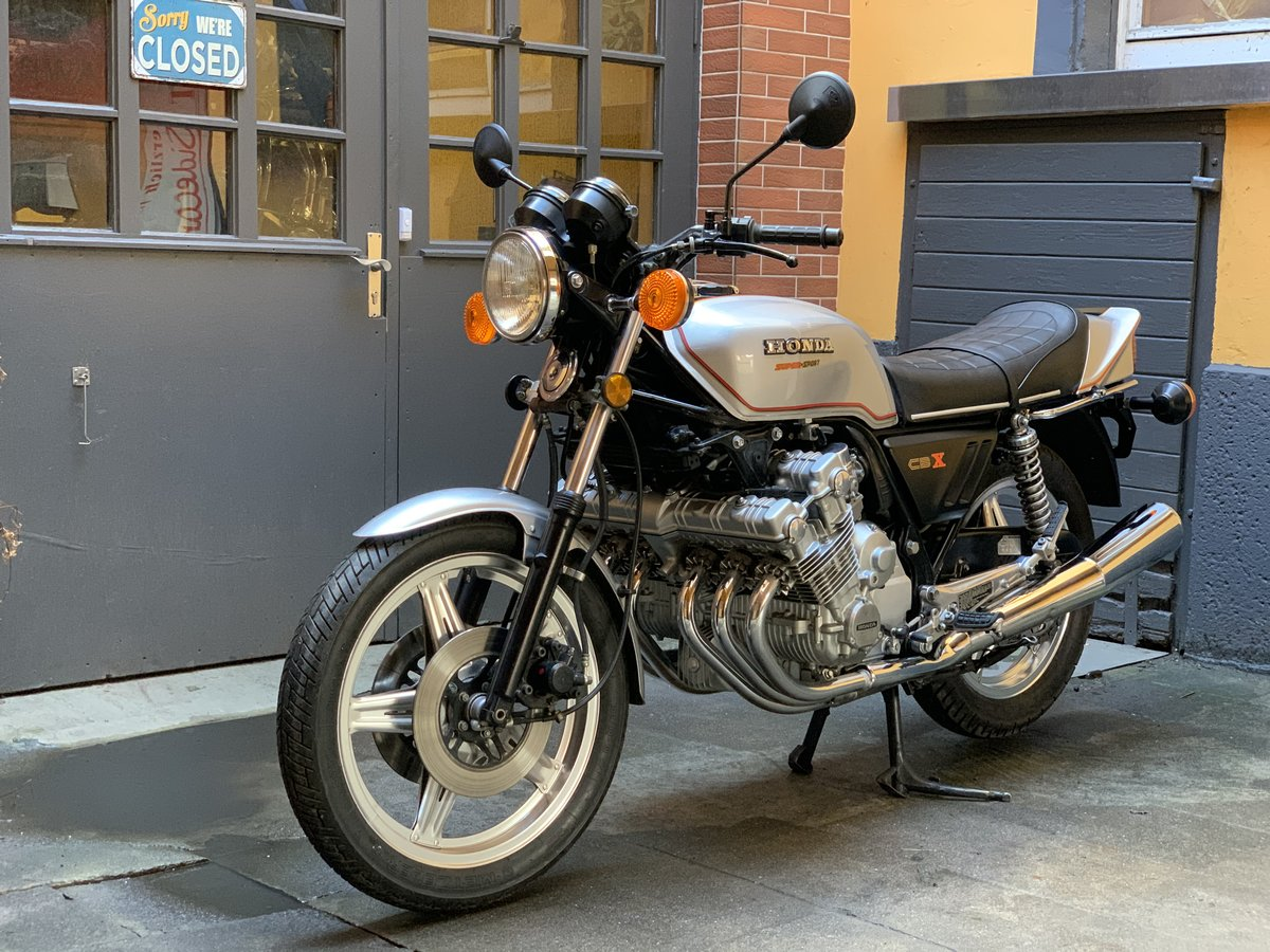 1979 Honda CBX 1000 CB1 SOLD (picture 1 of 6)