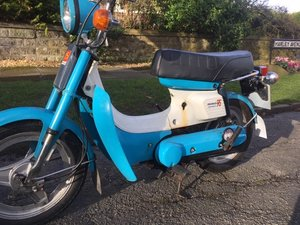 1979 Honda NF75 like chaly lovely bike  monkey bike