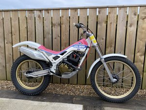 Picture of 1988 HONDA RTL 250 TRIALS VERY RARE BIKE BEST EVER! £5995 OFFERS  For Sale