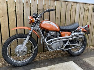 1972 HONDA CL SL 350 SL350 MINT RARE TRAIL BIKE £5695 OFFERS PX