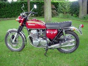 1970 Honda CB750 K1