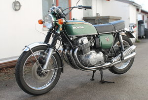 Honda cb750 k1. original/matching numbers