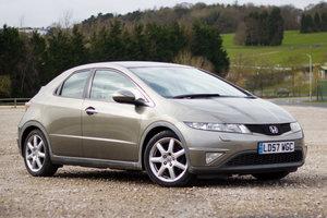 Honda Civic 2.2 i-CTDi EX 5dr