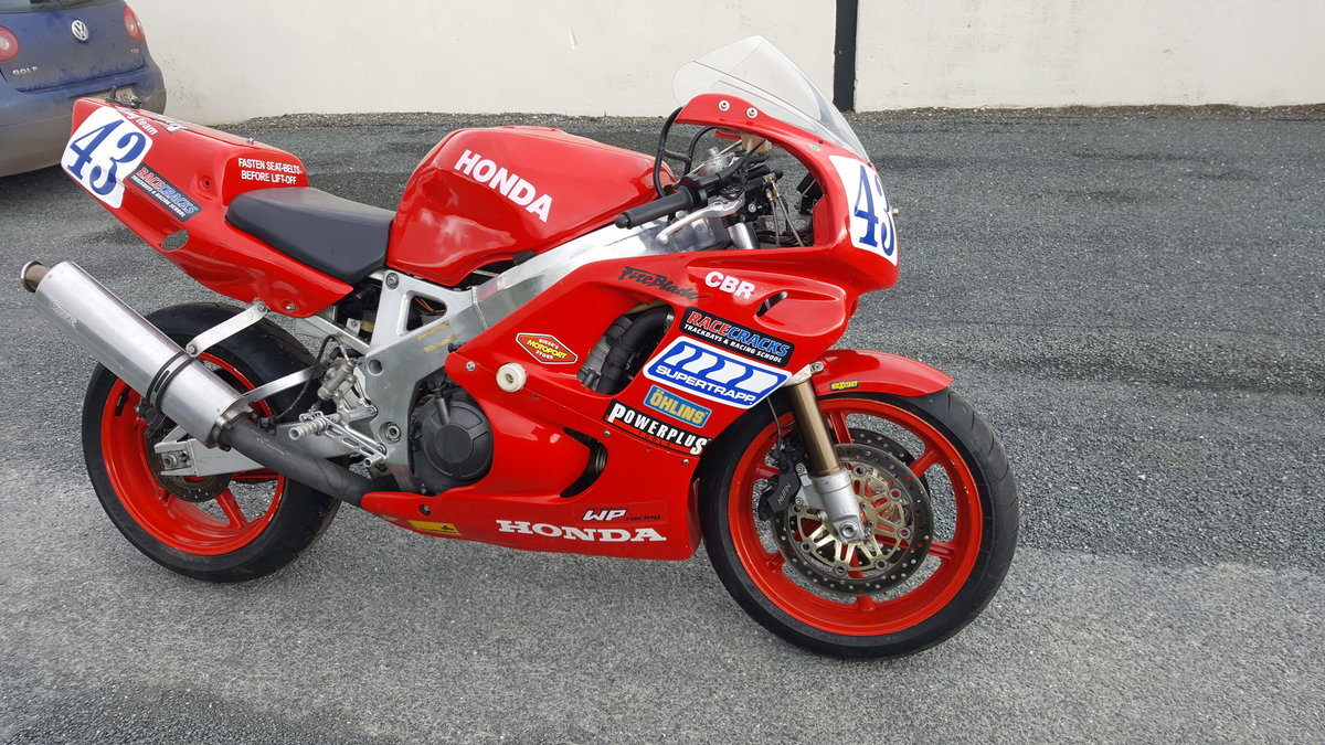 Honda CBR 900 Fireblade RRN Race Bike 1992 For Sale (picture 5 of 5)