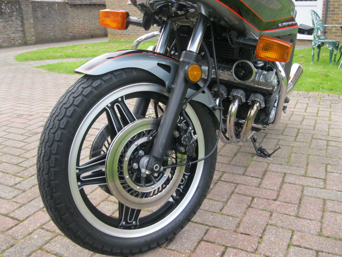 1981 Honda CBX 1000 Pro-link Low mileage UK bike For Sale (picture 2 of 6)