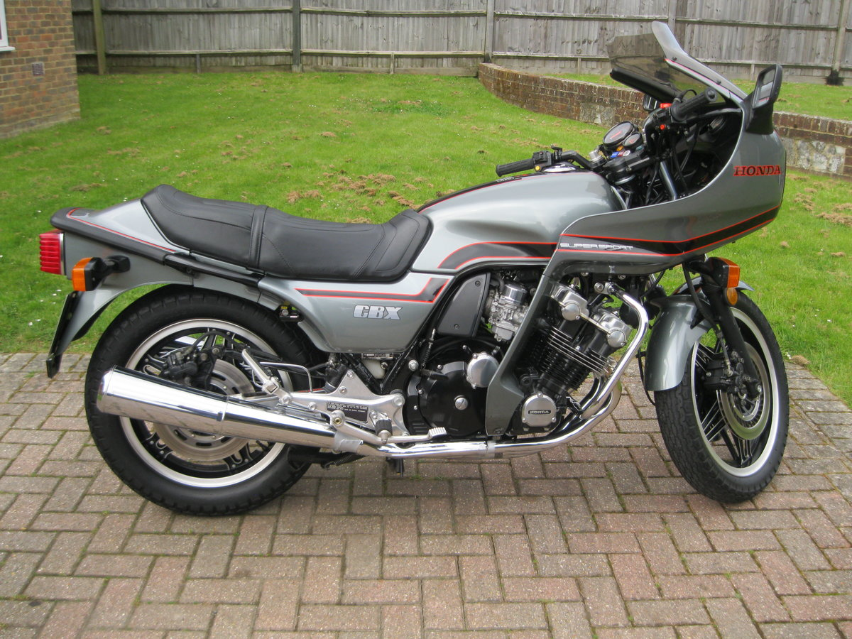 1981 Honda CBX 1000 Pro-link Low mileage UK bike For Sale (picture 6 of 6)