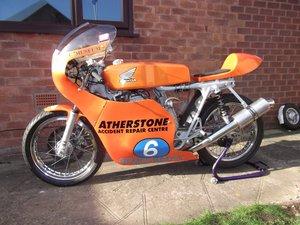 Honda K4 Geoff Bates Engine