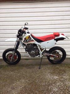 Rare Monnier XR600R