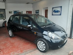 2004 HONDA JAZZ SE  GREAT CONDITION SOLD