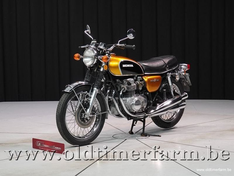 1975 Honda CB 500 Four '75 For Sale (picture 1 of 6)