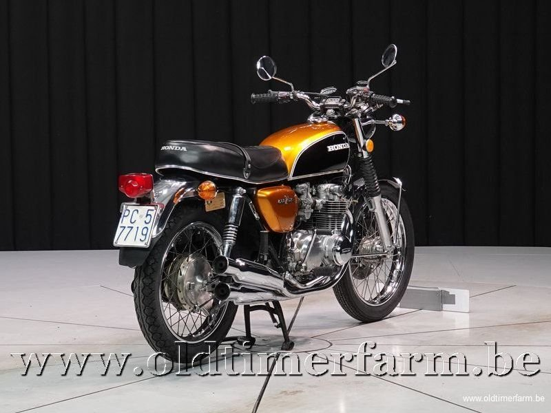 1975 Honda CB 500 Four '75 For Sale (picture 2 of 6)