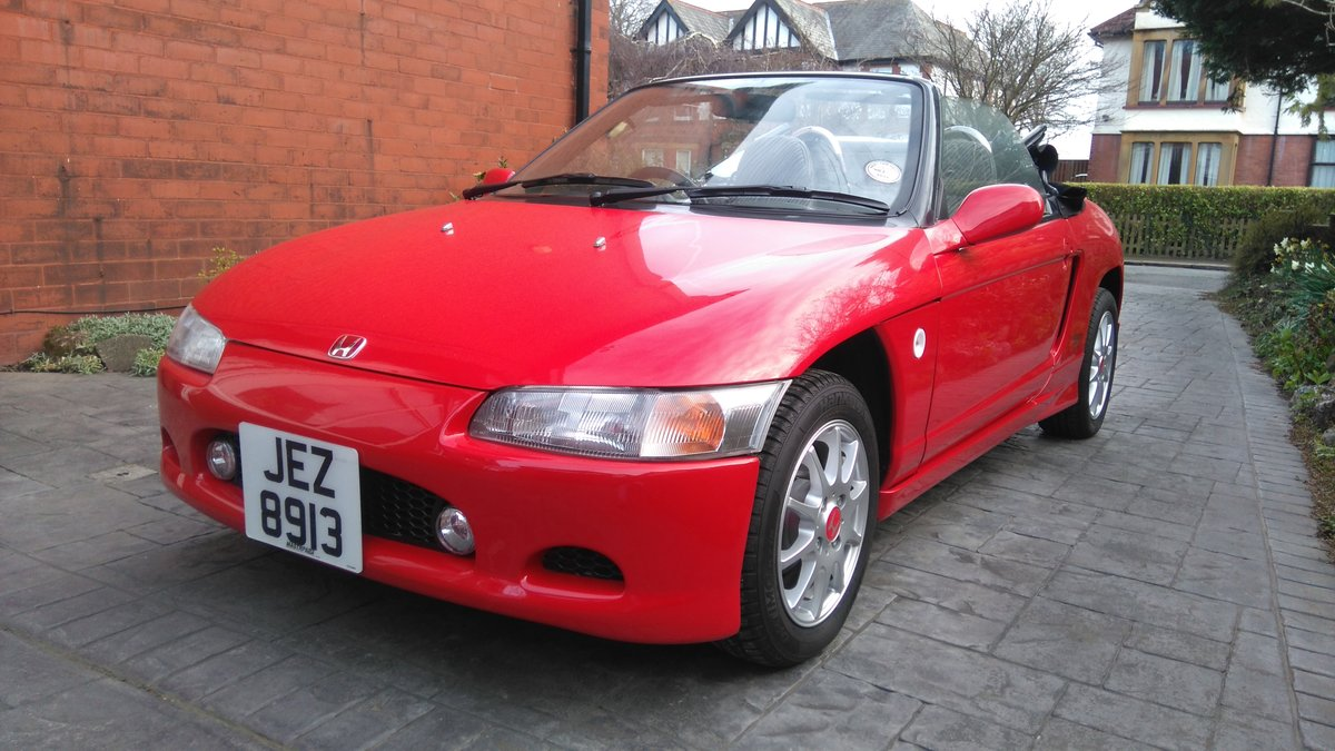 1991 Honda Beat  For Sale (picture 5 of 6)