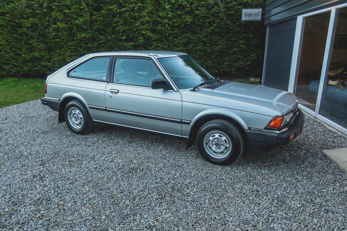 1983 Pristine Honda Accord Hatchback SOLD | Car And Classic