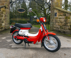 Honda nf75-very rare a1 all round and original