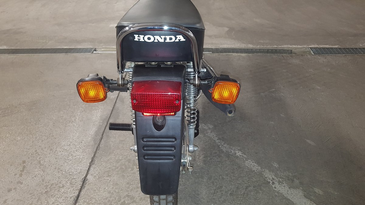 1990 DAX CT70 New For Sale (picture 4 of 6)
