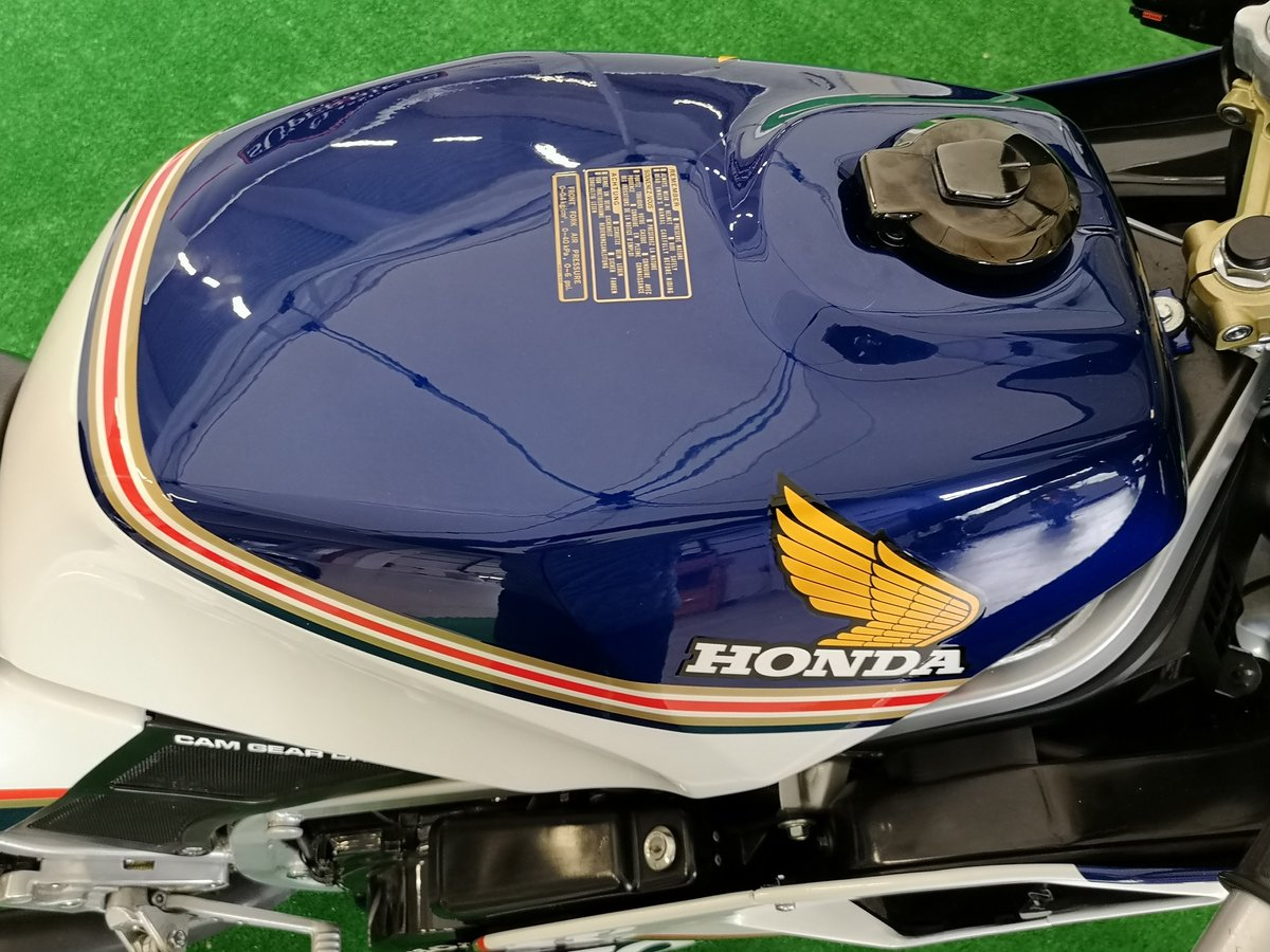 1986 Honda VF 1000 R Rothmans, restaurated, Museum Bike For Sale (picture 2 of 6)